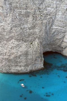 Zakynthos, Greece, blue sea, rocks