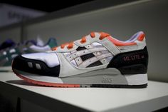 asics gel lyte III  fall/winter