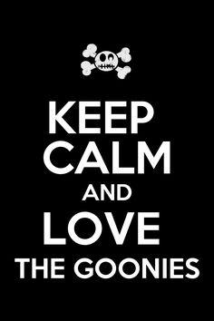 The GOONIES !!!!!!!!!!!!✌