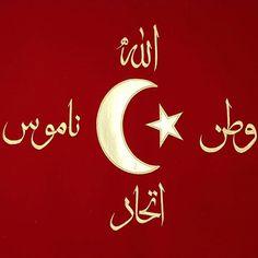 Instagram için Türk Bayrağı Resimleri