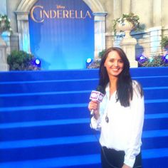 #Cinderella @redcarpet  #Cinderellapremiere #london #disney