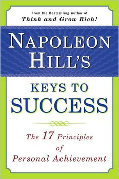 Napoleon Hill's Keys to Success provides mental exercises, self-analysis techniques, powerful encouragement, and straightforward advice to anyone seeking personal and financial improvement. In addition to Hill's many personal true-life examples of the principles in action, there are also contemporary illustrations featuring dynamos like Bill Gates, Peter Lynch, and Donna Karan. No other Napoleon Hill book has addressed these 17 principles so completely and in such precise detail.