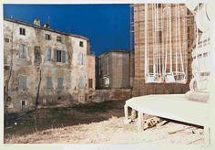 Scandiano: Fiera di San Giuseppe 1989 - Il profilo delle nuvole