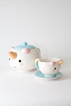 Elidie tea set