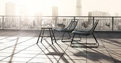 Outdoor design furniture - Quality from BoConcept