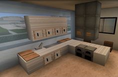 minecraft simple easy modern house tutorial how to build 19 minecraft building. Black Bedroom Furniture Sets. Home Design Ideas