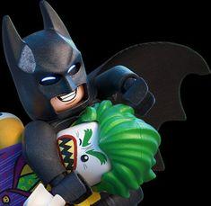 Lego Batman and Joker Lego Batman Party, Fiesta Batman Lego, Lego Batman Movie, Im Batman, Batman Art, Batman Logo, Superhero Party, Lego Marvel, Lego Dc Comics
