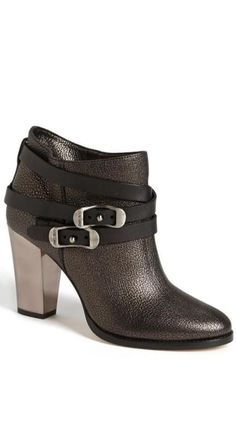 We have a crush on these Jimmy Choo booties evolvingfashion-hair-nails-clothing.blogspot.com