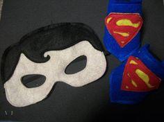 Felt Super Hero Mask The Flash by MissMask on Etsy
