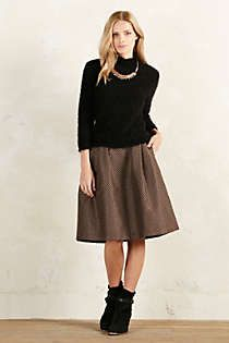 Anthropologie Europe - Fawn Metallic Skirt Metallic Skirt, Uk Fashion, Jewelry Gifts, Diy Ideas, Midi Skirt, Clothes For Women, Skirts, Unique, Skirt