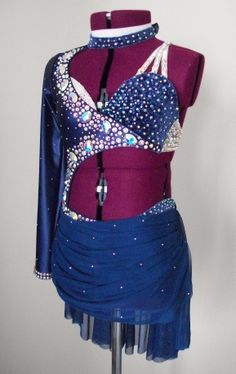 navy lyrical costume