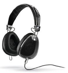 Skullcandy S6AVFM-156 Aviator Headphones with Mic3 (Black): Electronics - $120