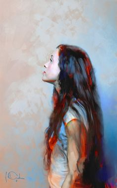 Miki|Petur: Fine Art Digital Paintings | Fan Arts - Studies