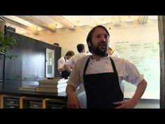 Noma with chef René Redzepi ....