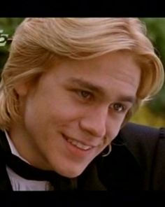 Charlie Hunnam - 'Nicholas Nickleby'  2002 that's the first time I fell in love with him