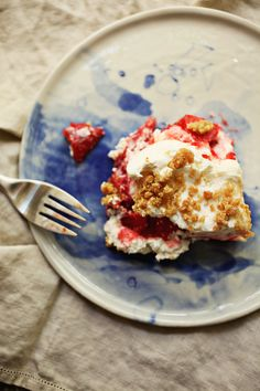 strawberry yum yum dessert best cool whip jell-o recipe