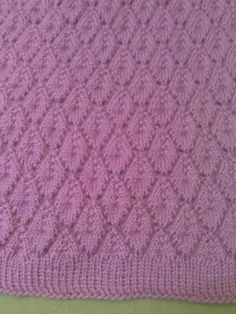 This Pin was discovered by gzd Lace Knitting Patterns, Knitting Stiches, Easy Knitting, Knitting Designs, Stitch Patterns, Sewing Clothes Women, Crochet, Lana, Knit Jacket