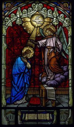 All Saints' Episcopal Church, San Francisco Stained Glass Window Stained Glass Church, Stained Glass Art, Stained Glass Windows, Mosaic Glass, Catholic Art, Religious Art, Jesus Art, Church Windows, Sainte Marie