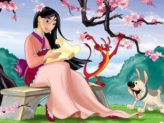 Mulan reading {reading}