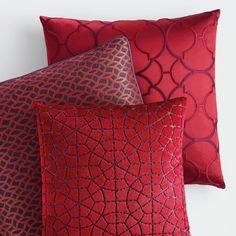 SAHCO Palais Marrakech cushions CALINA, ARCO, MOSAIC