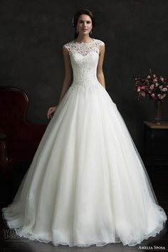 These are the 11 most popular wedding dresses on Pinterest - CosmopolitanUK