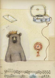 My fav #bear by @Corinne Abramowitz Abramowitz Lee-Cooke