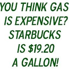 You think gas is expensive?