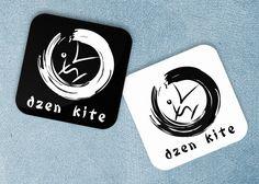 "Check out my @Behance project: \u201cdesign logotype for kite school ""dzen kite""\u201d https://www.behance.net/gallery/47960267/design-logotype-for-kite-school-dzen-kite"