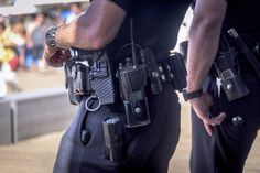 How the police duty belt went from Officer Friendly to Mad Max in 30 short years