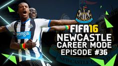 FIFA 16 | Newcastle Career Mode #36 - THE LAST TYNE-WEAR DERBY!!!