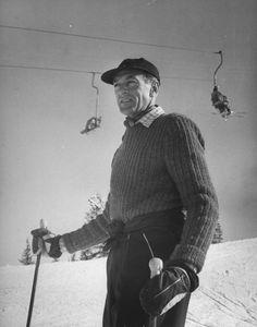 Gary Cooper, #Aspen 1949