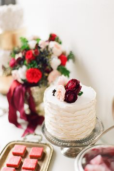 Marsala: Wedding Inspiration