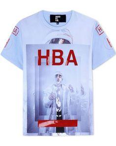 Hba Hood By Air Short Sleeve t Shirt Men - that should be mine!