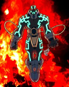 En Sabah Nur. The First One. APOCALYPSE. I freaking LOVE this guy. He's one of my all-time top favorite villains, and his design in X-Men Evolution is my favorite look for him. And lo and behold, I...