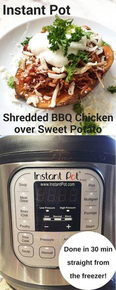 Instant Pot | Pressure Cooker Recipes | 30 min meals | Weeknight Meals | Healthy Recipes