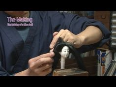 THE MAKING(English Version)(263)The Making of a Hina Doll - YouTube