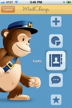 I use Mail Chimp sometimes to do my email campaigns. It links with Freshbooks, which means that everytime I add a new client to my accounts software, mailchimp database is updated automatically. Advertising Techniques, Display Ads, Mobile Design, App Design, Direct Mail, Email Campaign, Email Marketing, Affiliate Marketing, Online Business