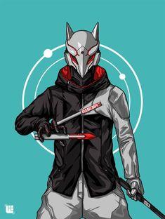 Inari, the fox god from God Complex. Fantasy Character Design, Character Design Inspiration, Character Concept, Character Art, Arte Cyberpunk, Superhero Characters, Fantasy Characters, Armor Concept, Concept Art