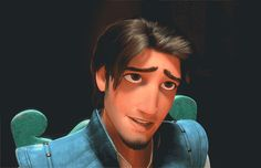 """And even with Flynn's smoldering good looks, their meet-cute wasn't a typical """"love at first sight"""" Disney story. 