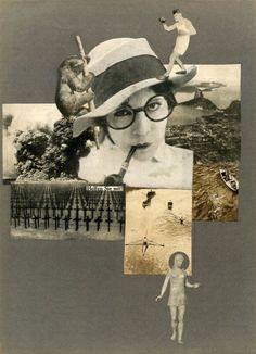 Marianne Brandt, Help Out! (The Liberated Woman) (Helfen Sie mit! [Die Frauenbewegte]), 1926.