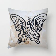Things Change Throw Pillow