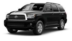 Toyota Sequoia 2014 | Full-Size SUVs