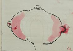 Master Watercolors: Louise Bourgeois