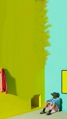J-hope Daydream Hixtape Bangtan Sonyeondan BTS Wallpaper #BTS #BANGTAN #Hoseok #Hixtape #J-hope #mixtape #wallpaper
