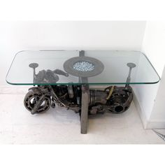 Tραπεζάκι σαλονιού μοντέρνο βιομηχανικού στυλ Music Instruments, Table, Musical Instruments, Mesas, Desk, Tabletop, Desks