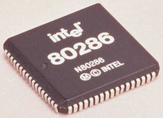 The Intel 80286 CPU. I liked Motorola's 68000 CPU series much more in those days.