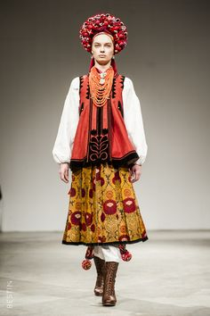 Folk Costume, Costumes, Ukrainian Dress, Embroidery Fashion, Ukraine, Harajuku, Ready To Wear, Traditional, Bridal