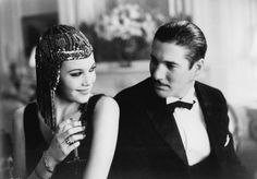 Richard Gere and Diane Lane in The Cotton Club