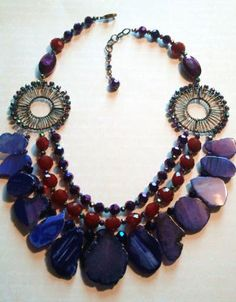Bead Gallery® Agate Necklace