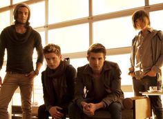 Hot Chelle Rae, fun concert and dudes :)